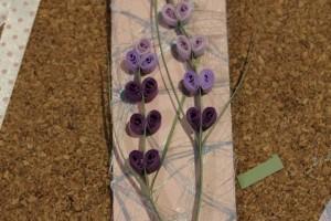 """Romanticherie"" di Primavera -Paper quilling"